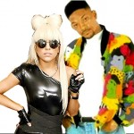 The Fresh Prince & DJ Lady Gaga